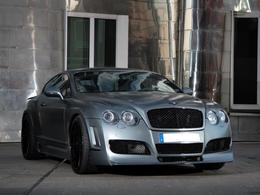 Bentley Continental GT Supersports Anderson Germany, anglaise délurée