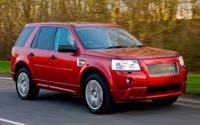 Nouveaux Land Rover Freelander 2 HST et Range Sport HST