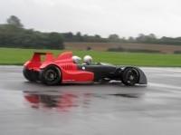 Caparo Vehicle Technologies T1 : elle roule !