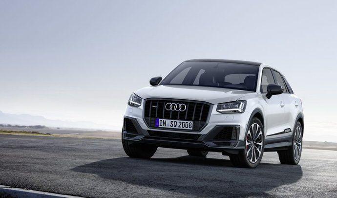 Neuf Véritable Audi Q5 dessous de Caisse Bordure Ligne Couvercle Gauche N//S