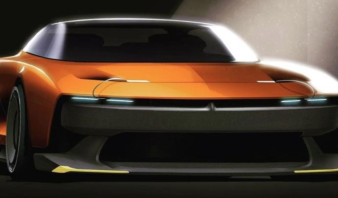 Le designer de Dodge montre une potentielle future grande nouveauté