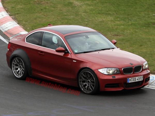 La BMW Serie 1 M sera présentée au salon de Detroit