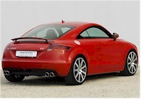 Nouvelle Audi TT By MTM... Sublime !!!