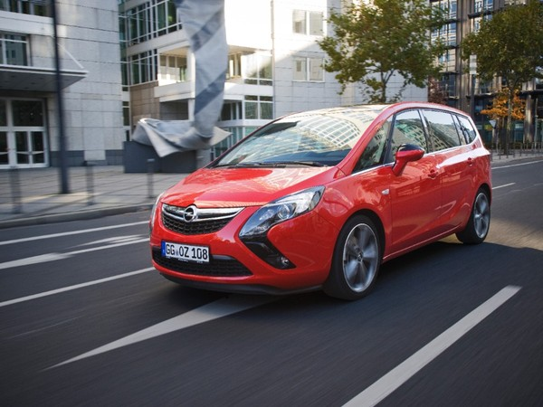Nouvel Opel Zafira Tourer BiTurbo