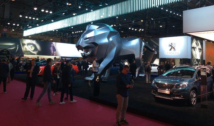 Peugeot : toutes les nouveautés présentes sur le stand en avant-première - Mondial de l'auto 2018 (live)