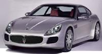 Nouveau coupé Maserati: un air de Porsche