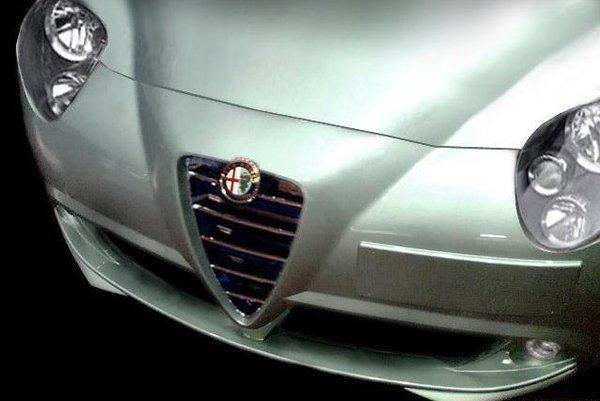"Alfa Roméo ""Furiosa-Junior"" : la face avant s'échappe"