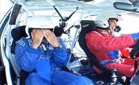 Un crash à 120km/h suivi de quatre tonneaux dans Fifth Gear [Vidéo]