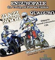 L'Enduropale en direct du Touquet