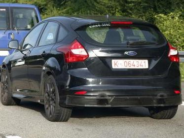 La Ford Focus RS surprise en test ?