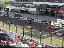 F1 GP du Japon :  Vettel a-t-il volé le départ ?