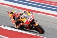 MotoGP - Austin J.1 : Márquez encore devant mais pas dominateur