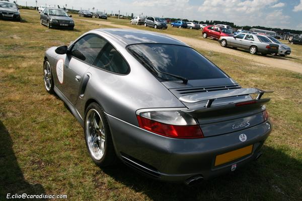 Photos du jour : Porsche 996 Turbo S