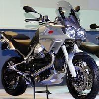 Moto Guzzi Stelvio: Les premiers chiffres