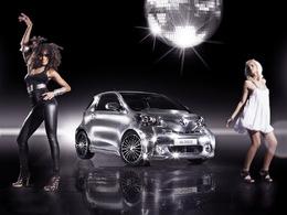 Toyota IQ Disco : caisse de résonnance