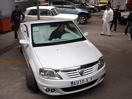 Dacia Logan cabriolet : ça existe