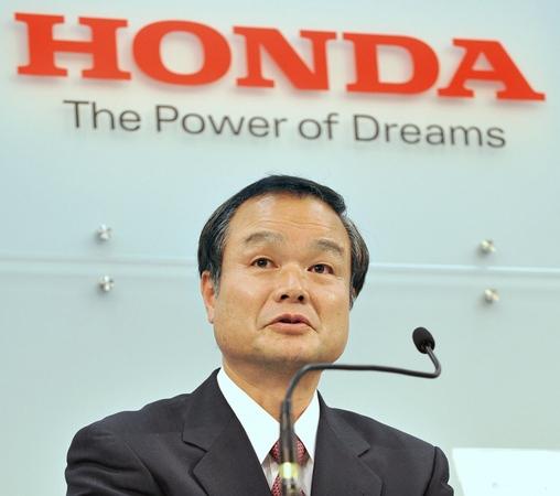 Honda abandonne le diesel propre, la propulsion, les V8 ...