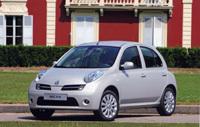 Nouvelle gamme et séries spéciales sur la Nissan Micra