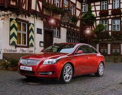 Des Buick chinoises aux States dès 2010 !