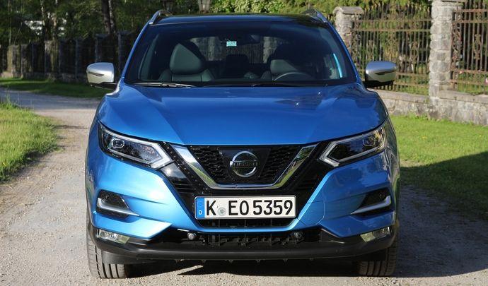 Nissan : nouveau moteur 1.3 sur le Qashqai