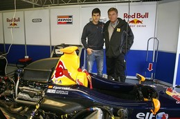 Jaime Alguersuari reste impliqué en World Series by Renault... pour le moment