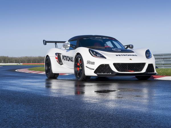 Nouvelles Lotus Exige Cup et Cup R