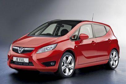 Futur Opel Meriva : comme ça ?