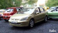 Miniature : 1/43ème - PEUGEOT 307 Sedan
