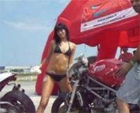 Vidéo moto : faut que ça mousse!