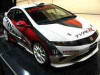 Une Honda Civic Type R en JWRC?