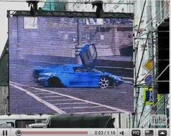 [vidéo] Bugatti EB110 Supersport crashée ou la parade mosco(trop)vite