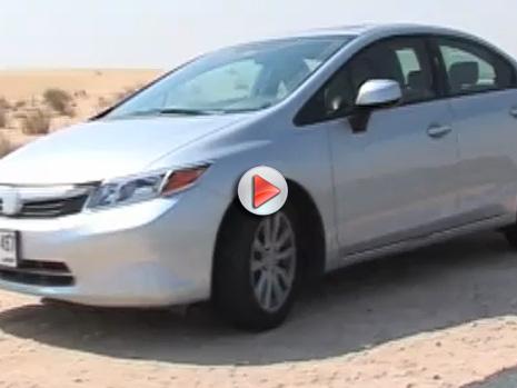 [Vidéo] Prochaine Honda Civic quatre portes, c'est elle