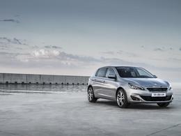 La Peugeot 308 élue compacte de l'année