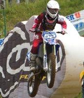 Interview Justine Charroux, championne de France de motocross