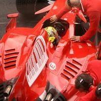 Moto GP - Rossi: Un premier jour satisfaisant avec la Ferrari