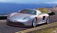 Porsche Carrera GT by 9ff : 912 ch !!!