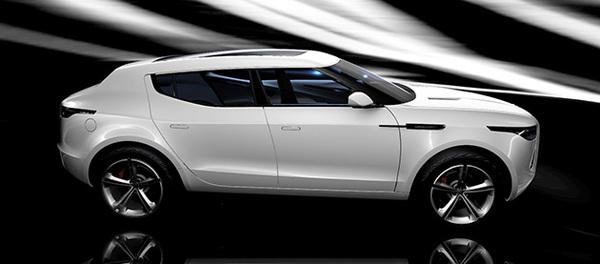Aston Martin Lagonda SUV: projet avorté