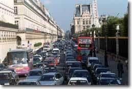 Faut-il avoir peur des mesures   anti-voiture à Paris ?