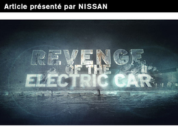 La revanche de la voiture électrique [Rédigé par Nissan]