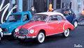 Miniature : 1/43ème - DKW Auto-Union 1000S