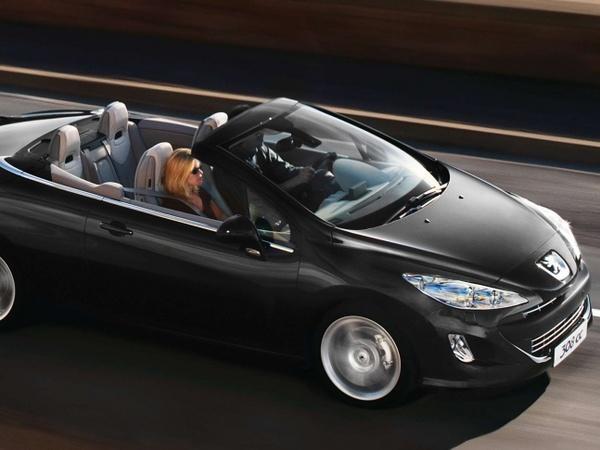 la peugeot 308 cc re oit le 1 6 litres thp 200 chevaux. Black Bedroom Furniture Sets. Home Design Ideas