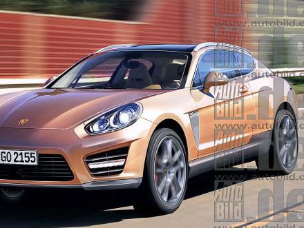 Le futur Porsche Cajun serait un coupé!