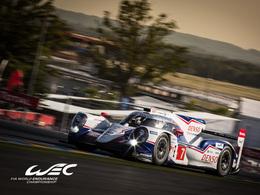 24 Heures du Mans: la pole pour Toyota