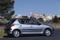 Peugeot 206 XBOX 360 : elle joue le jeu