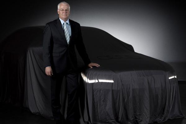 Future Audi A8 : pas avant Genève mais déjà 'teasée'
