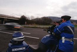 Nouveaux barèmes de sanction  pour les excès de vitesse