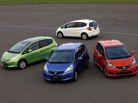 Déjà 10 000 réservations enregistrées pour la Honda Fit hybride au Japon