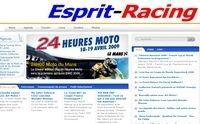 Esprit Racing fait peau neuve...