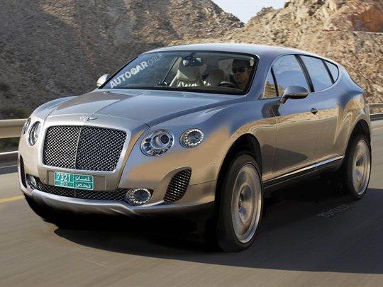 Le futur SUV de Bentley aura un W12