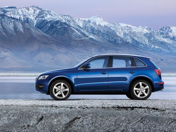 Audi Q5 Hybride : débuts attendus au salon de Los Angeles